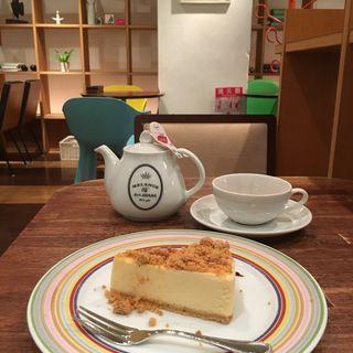 ニューヨークチーズケーキ(shuhari dolce 京都 藤井大丸店)