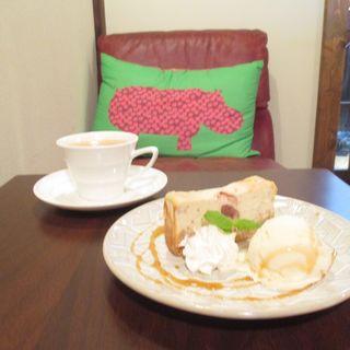 いちごチーズケーキ(オレノオレ )