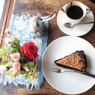 チョコチーズケーキ