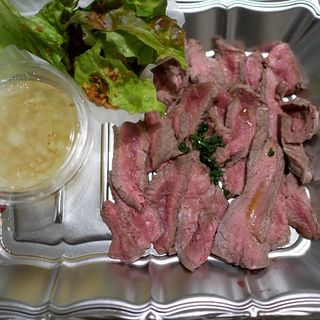 牛肉のたたき特製塩ダレソース(セレーノ (sereno))