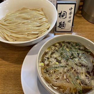 しょうゆつけめん(中華そば桐麺)