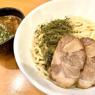 辛醤油つけ麺(麺屋 すずらん)