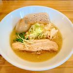 塩鶏そば(馬鹿坊 (バカボン))