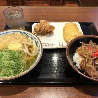 かけうどん(丸亀製麺 宇都宮インターパーク店 )