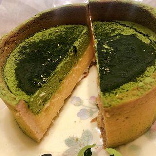 抹茶フォンデュ(お菓子の壽城 鳥取駅店 )