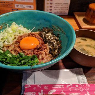 まぜ麺(まぜ麺マホロバ (mahoroba))