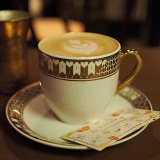 エチオピア ラテ(リロ珈琲喫茶)