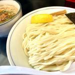鬼にぼつけ麺