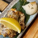 太刀魚焼(田舎茶屋)