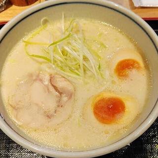 鶏そば(為治郎 (ためじろう))