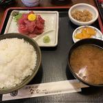 なかおち定食(季節料理 なか一 (なかいち))