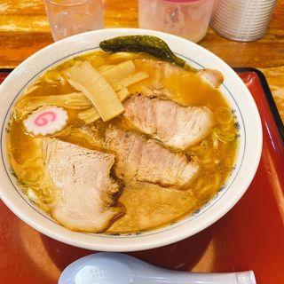 チャーシュー麺(大勝軒 小金井 (たいしょうけん))