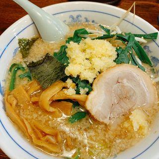 にら麺(江川亭 小金井本店 (えがわてい))