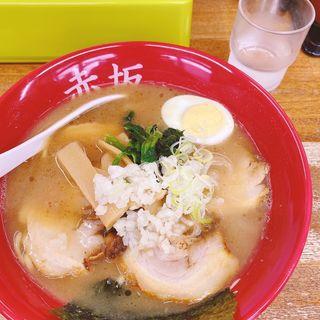 赤坂小町(醤油)(らーめん赤坂屋 )