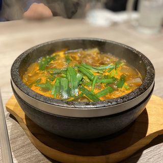 テールスープ(焼肉 蘭 (ラン))