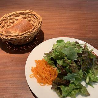 日替わりランチ(カメキチ・ビストロ (kamekichi bistro))