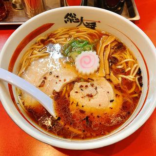 黒大醤(醤油ラーメン)(総大醤 (そうだいしょう))