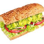アボカドベジー Avocado & Veggie フットロング
