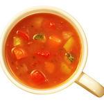 高原トマトと6種野菜のミネストローネ Minestrone