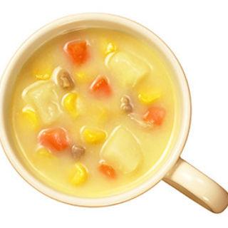 コーンクリームチャウダー Cream Corn Chowder(SUBWAY イーグレひめじ店)