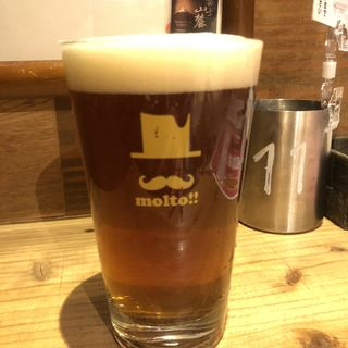 はかまエール(城端麦酒)(ビアスタンドモルト (BEER STAND molto))