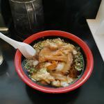 ワンタン麺 (醤油)