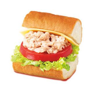 ツナ&チーズ Tuna & Cheese  モーニングセット(SUBWAY イーグレひめじ店)