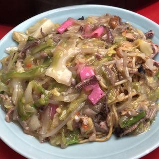 皿うどん軟麺