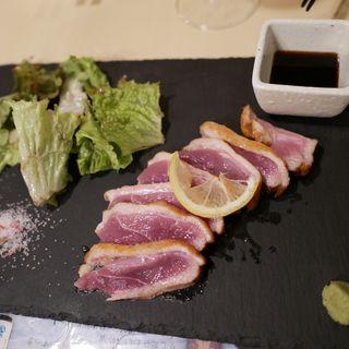 鴨ロースト(食ックダイニング酒日。)