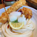 竹鶏玉ぶっかけ