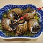 貝のうま煮