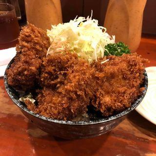 ソースカツ丼(とんかつ かつ壱 (かついち))