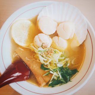 ほたてラーメン(麺や蔵人 )