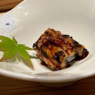 煮穴子(徳島産)(照鮨)