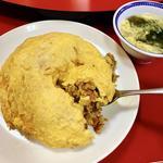 天津カレー炒飯
