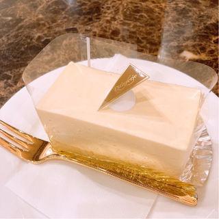 レアチーズケーキ(珈琲貴族エジンバラ)