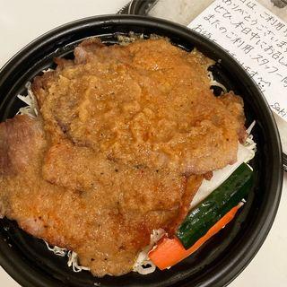 豚焼き弁当(ぶーみんVinum 新川バル (ぶーみんVinum新川バル))
