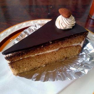 チョコレートケーキ(おの )