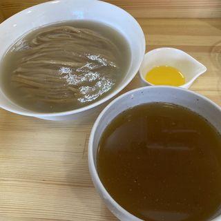 冷たいサカナ100%つけ麺(桐麺 )