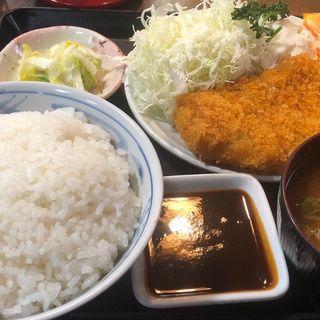 味噌カツ定食