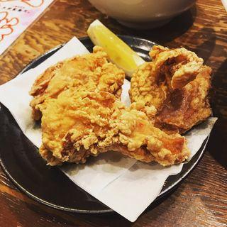 自家製唐揚げ(三田製麺所 御茶ノ水店 )