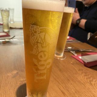 生タイガービール(BISTRO NYONYA by 新加坡肉骨茶)