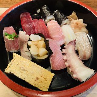 上寿司(扇寿し )