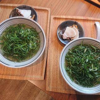 九条葱らぁ麺