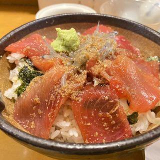ヅケ鮪丼(魚正)