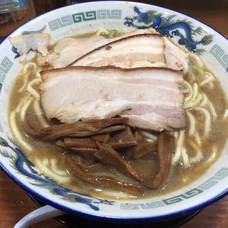 こく煮干(長尾中華そば 神田店)