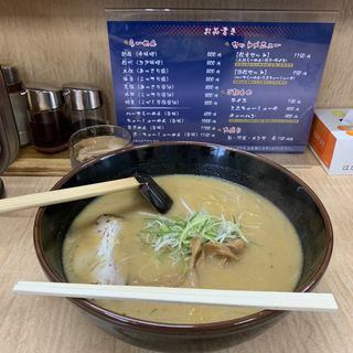 信州(らーめん信玄 花川本店 (らーめんしんげん))