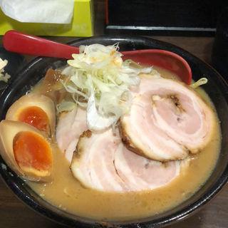 味卵味噌チャーシューラーメン(麺処 花田 池袋店 )