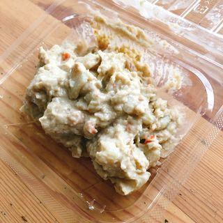 蟹味噌ポテトサラダ