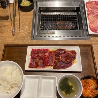 みすじ&ハラミセット 150g(焼肉ライク)